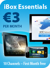 iBox Essentials €3 per month