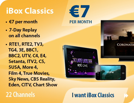 Sign Up for iBox Classics