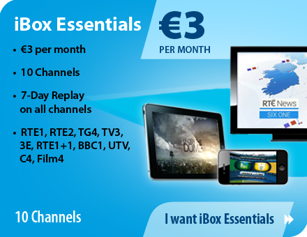 Sign Up for iBox Essentials