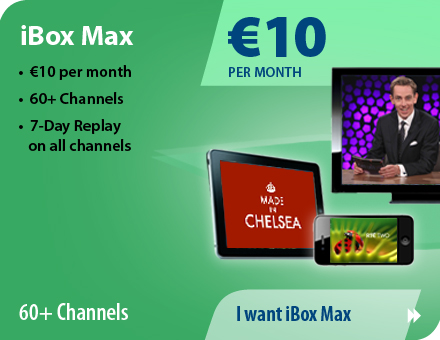Sign Up for iBox Max